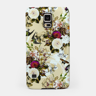 Thumbnail image of Baroque flower bouquet II Carcasa por Samsung, Live Heroes