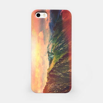 Slumpy Lands iPhone Case Bild der Miniatur