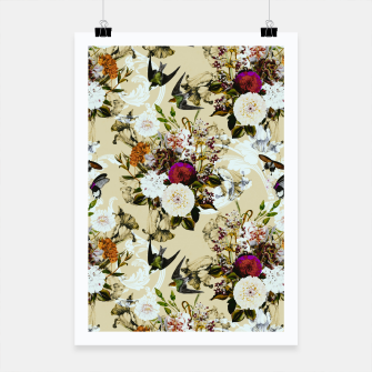 Thumbnail image of Baroque flower bouquet II Cartel, Live Heroes