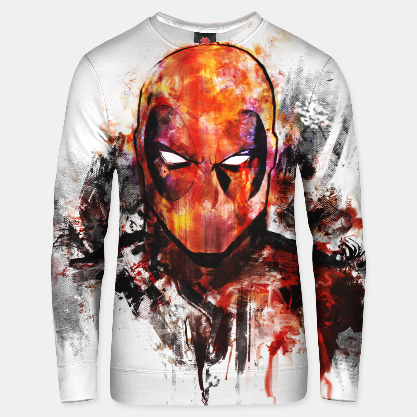 Image of deadpool Cotton sweater - Live Heroes
