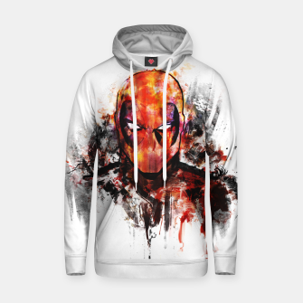 Thumbnail image of deadpool Cotton hoodie, Live Heroes