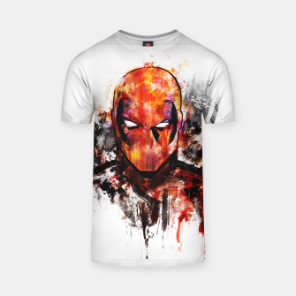 Thumbnail image of deadpool T-shirt, Live Heroes