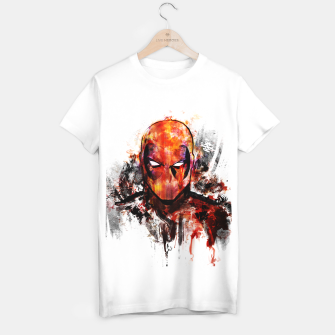 deadpool T-shirt regular obraz miniatury