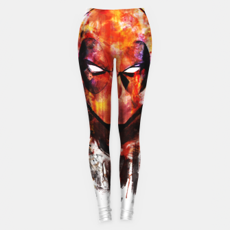 Miniatur deadpool Leggings, Live Heroes