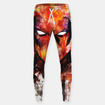 deadpool Cotton sweatpants miniature