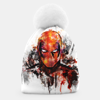 deadpool Beanie miniature
