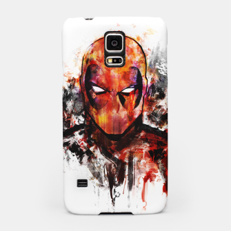 deadpool Samsung Case miniature