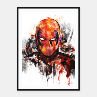 deadpool Framed poster miniature