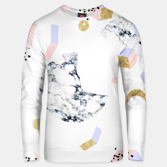 Miniaturka Marble Moon Abstraction Cotton sweater, Live Heroes