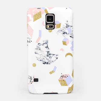 Miniaturka Marble Moon Abstraction Samsung Case, Live Heroes