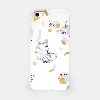 Miniaturka Marble Moon Abstraction iPhone Case, Live Heroes