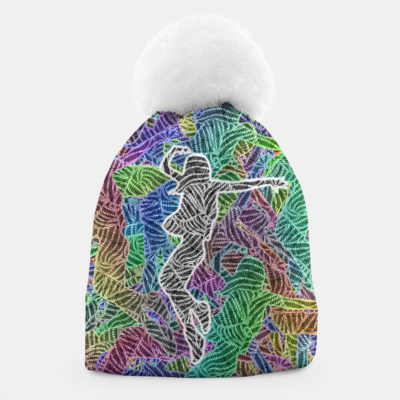 Image of Make Your Move Beanie - Live Heroes