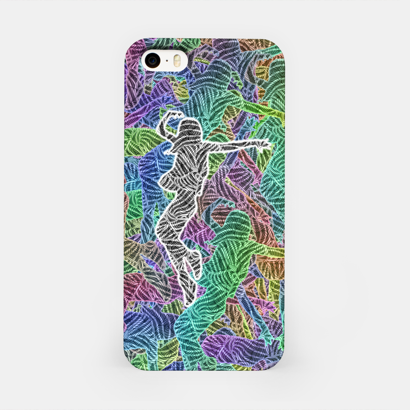 Image of Make Your Move iPhone Case - Live Heroes