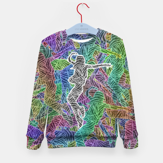 Thumbnail image of Make Your Move Kid's sweater, Live Heroes