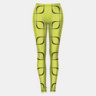Thumbnail image of Green Days Leggings, Live Heroes