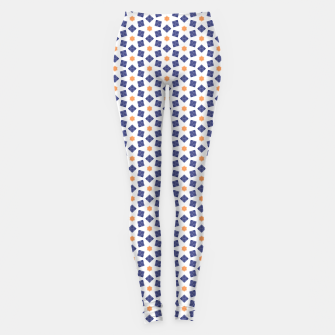Thumbnail image of Summer Blue  Leggings, Live Heroes