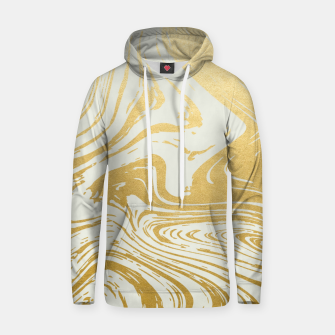Thumbnail image of Gold Rush Cotton hoodie, Live Heroes