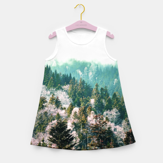 New Days Girl's summer dress imagen en miniatura
