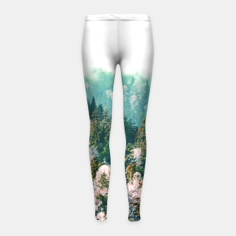 New Days Girl's leggings imagen en miniatura