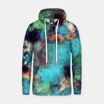 Thumbnail image of Skim Cotton hoodie, Live Heroes