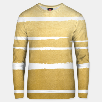 Thumbnail image of Gold Vibes Only Cotton sweater, Live Heroes