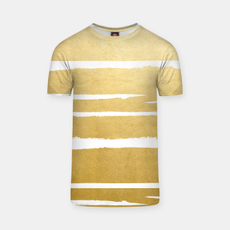 Gold Vibes Only T-shirt thumbnail image