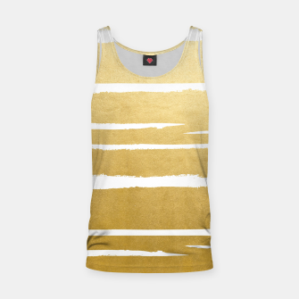 Thumbnail image of Gold Vibes Only Tank Top, Live Heroes