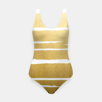 Gold Vibes Only Swimsuit thumbnail image