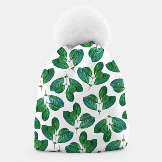 Thumbnail image of Lemon Leaf Beanie, Live Heroes