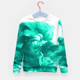 Thumbnail image of Breathe Kid's sweater, Live Heroes