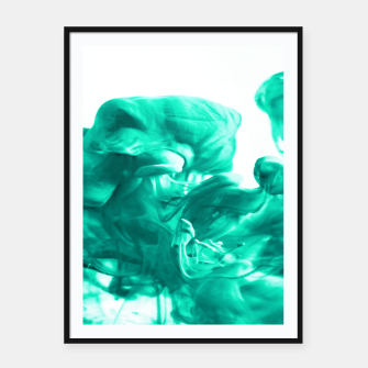 Thumbnail image of Breathe Framed poster, Live Heroes