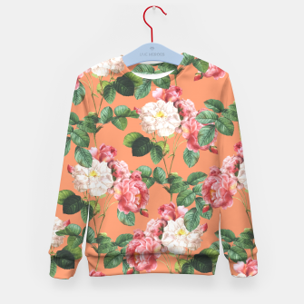 Thumbnail image of Juliet Kid's sweater, Live Heroes