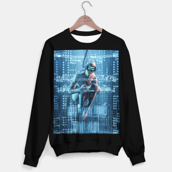 Thumbnail image of Virtual Dreams Reloaded Sweater regular, Live Heroes