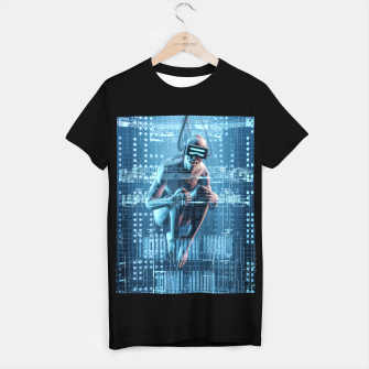 Thumbnail image of Virtual Dreams Reloaded T-shirt regular, Live Heroes