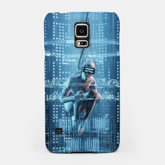 Thumbnail image of Virtual Dreams Reloaded Samsung Case, Live Heroes