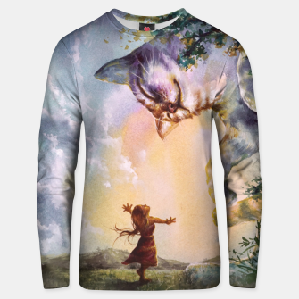 Thumbnail image of The first story Cotton sweater, Live Heroes