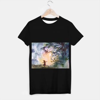 Thumbnail image of The first story T-shirt regular, Live Heroes