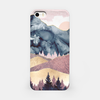 Thumbnail image of Mauve Vista iPhone Case, Live Heroes