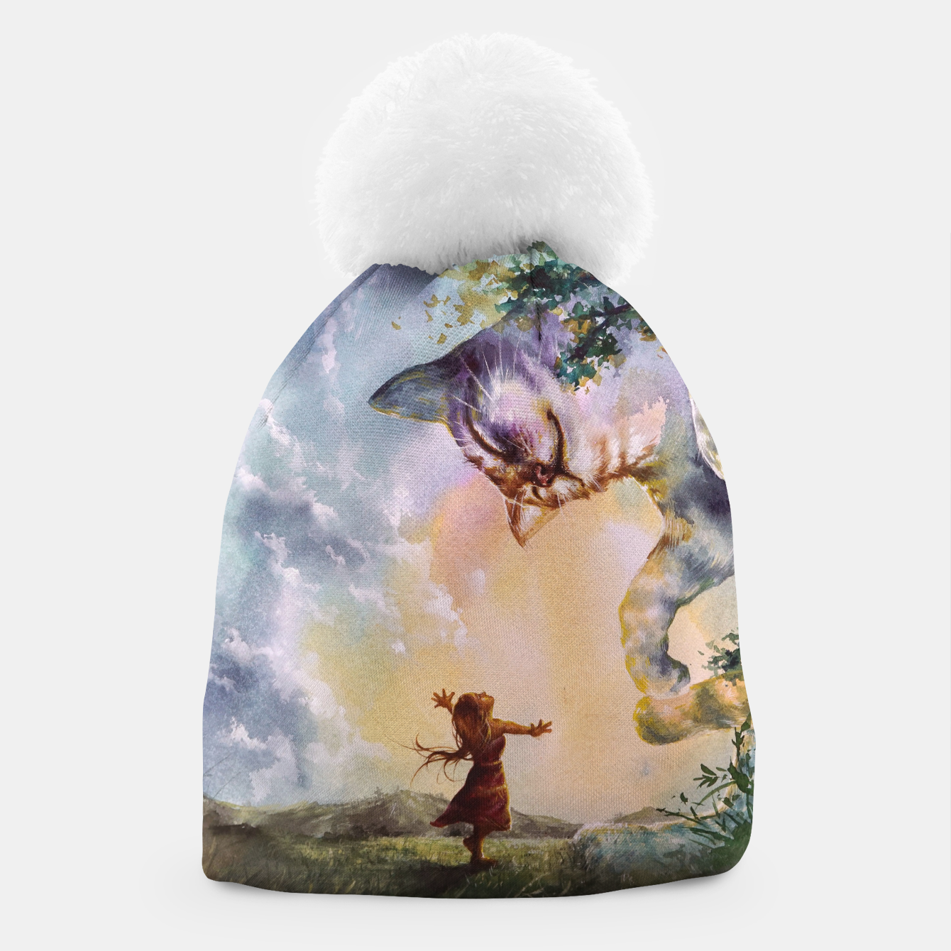 Image of The first story Beanie - Live Heroes