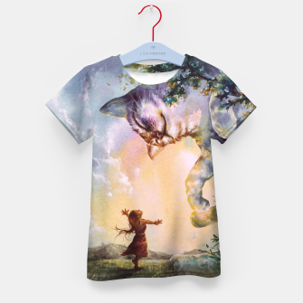The first story Kid's t-shirt thumbnail image