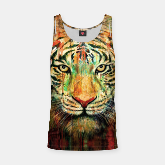 Thumbnail image of Tiger Tank Top, Live Heroes