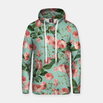 Thumbnail image of Rosy Life Cotton hoodie, Live Heroes