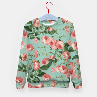 Thumbnail image of Rosy Life Kid's sweater, Live Heroes
