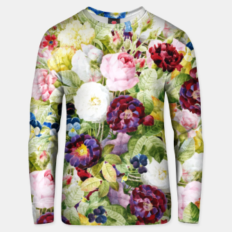 Thumbnail image of Garden of Eden Cotton sweater, Live Heroes