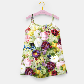Thumbnail image of Garden of Eden Girl's dress, Live Heroes