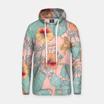 Thumbnail image of Lily Pond Cotton hoodie, Live Heroes