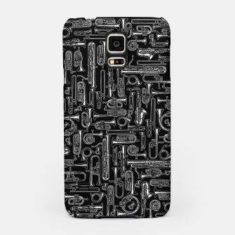 Thumbnail image of Horns B&W Samsung Case, Live Heroes
