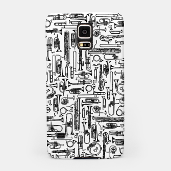 Thumbnail image of Horns B&W II Samsung Case, Live Heroes
