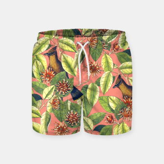 Thumbnail image of Havana Swim Shorts, Live Heroes