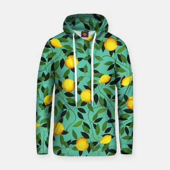 Luxuriance Cotton hoodie thumbnail image